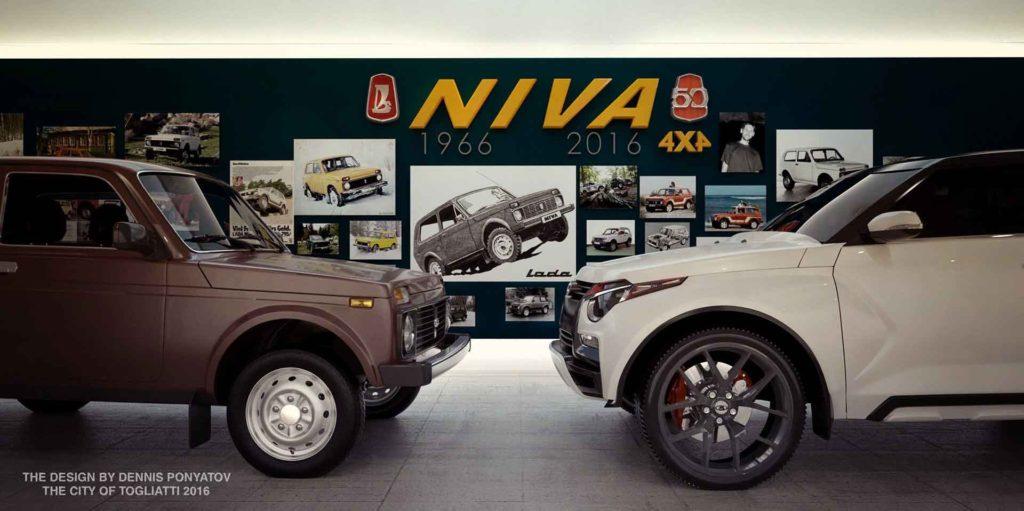 Lada 4×4 Niva California