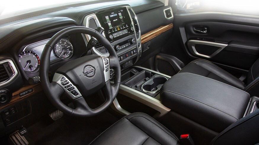 Nissan Titan 2020