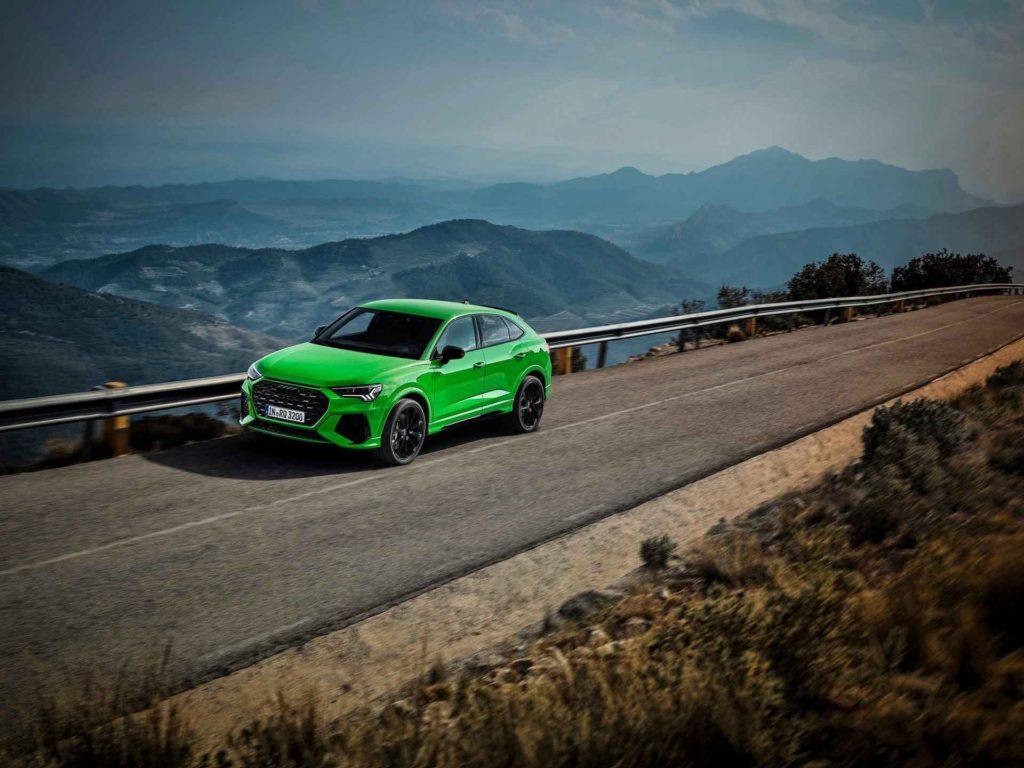 Audi RS Q3 и RS Q3 Sportback