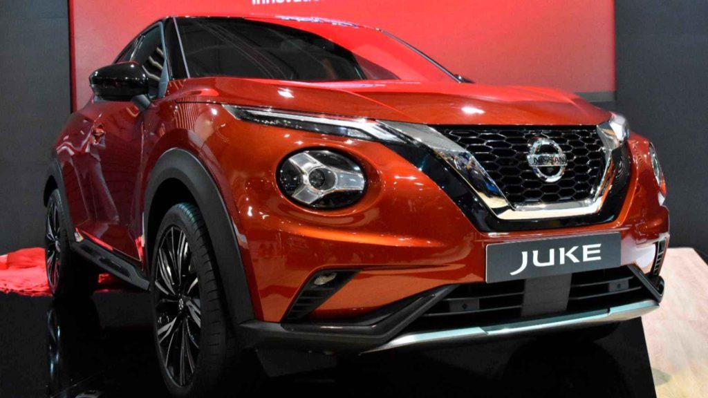 Nissan Juke 2020. Дебют на Софийском автосалоне.