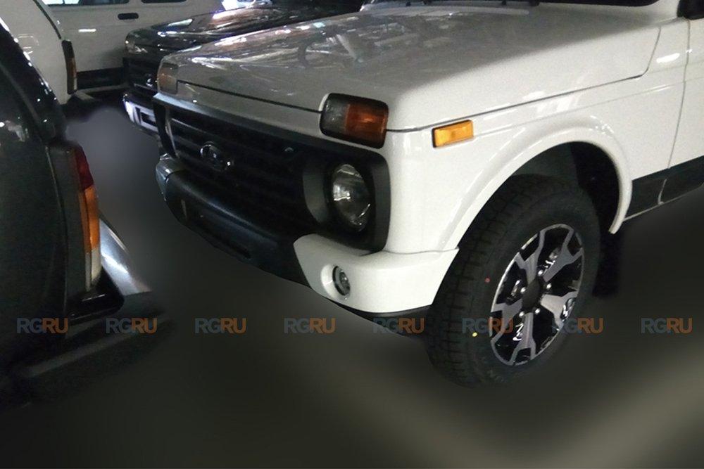 Lada 4х4 FL