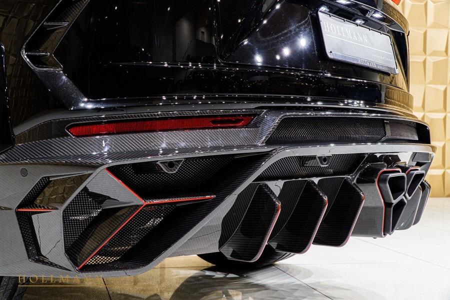 Lamborghini Urus от Mansory