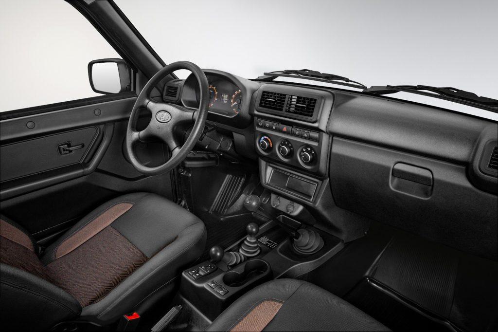 подушка безопасности Lada 4х4 FL