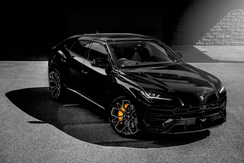 Lamborghini Urus получил дозу мощности от Wheelsandmore